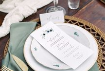 inspiration - wedding details / Wedding details I love.
