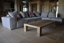 SOFAS / Custom made sofas