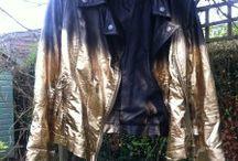 Diy biker jacket
