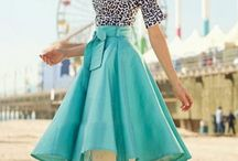 Woodies style / 1950's inspired fashion