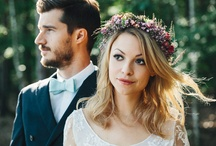 Haare / Hochzeitsfrisur