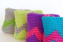 Tapestry / Tapestry crochet