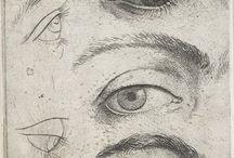 Ceramic eyes