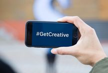 Get Creative / Get Creative features photos from our student body. This is what creativity means to them!