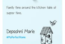#MyPerfectHome / South African's shared what makes their perfect home. http://myperfecthome.property24.com  / by Property24.com