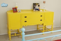 Crafty // painted furniture