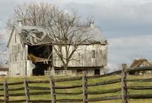 Interesting Old Barns