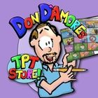 Don D'Amore TPT Sets! / The author and illustrator of all SpeechPage materials has recently opened a store on Teachers Pay Teachers with colorful fun download and own sets!