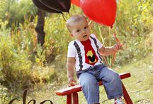 Gavs first bday pics / by Rachel Stewart