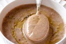 bean cream soup