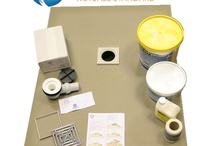 DIY Wet Rooms / The key components for making a DIY wet room in your home.