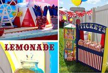 Aiden's Birthday Party Ideas