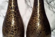 garrafas e vidros