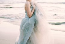 Beach Photoshoot / Blue. Grey. White. Brown.  Be different from other beach shoots.  More elegant and not too rustic!!!!