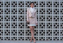 The Modern Working Girl / Business looks from mywhiteT.com