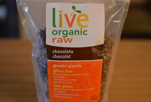 Our Products: Live Organic Food® Products