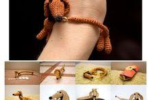 Joyería crochet
