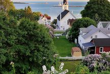 Past Trips: Mackinac Island / ...completed in June 2013. So quaint and peaceful, great destination for cyclists! #biking #bikevacation #travel #wanderlust #mackinacisland #michigan