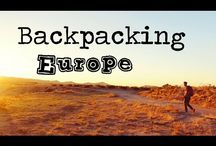 MY GOPRO AND MY BACKPACK AROUND EUROPE