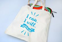 Sky of Blue - Tote Bags
