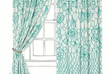 Curtains / by Cathy Rusinek
