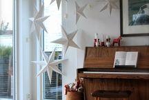 Navidad Nordica / Detalles para decorar en Navidad con estilo Nórdico