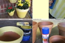 DIY Gardens and Flowers