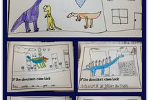 Dinosaurs / Dinosaur inspired activities for the early years
