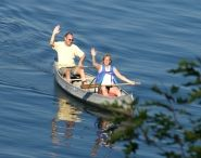 Boating on the Lake / by The Pearl of Seneca Lake Bed and Breakfast