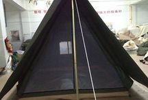 Telt-Shelters osv.