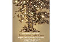 Rustic Wedding / Country wedding ideas and invitations.