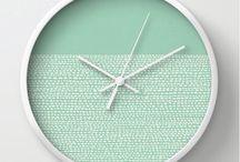 Clocks / by Jacqueline Maldonado Art & Design