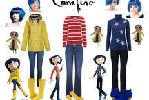 Ideas Para Disfraces De Coraline