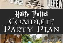.harry potter party.