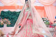 Twirling Brides - Lehenga / A Collection of Gorgeous Brides Twirling in their Wedding Lehengas!