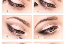Make-up - Inspiration for what I need to be able to do