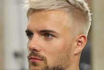 Men's haircuts / Learn some new styles