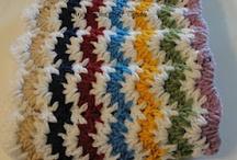 Crochet - Afghans / by Julie Keesee