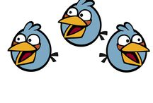Angry Birds / Get the low down on all the crazy characters of Angry Birds. Who's your favorite Bird or Pig?