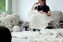 tappeti e maglia