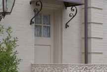 metal awnings  / by Sandy Taylor