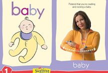 Baby Sign Language / by Crystal Layland