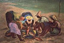 Josiah's Art World / Artists mentioned in the Josiah Reynolds Mystery Series