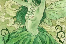 A GREEN FAIRY TOLD ME TO / by Barbara Guttman