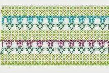 Motieven en patronen/patterns
