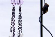 Bizuteria kolczyki / Jewelry earrings