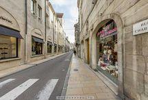 Visite virtuelle Google 360° / Burgundy / Vues 360° de lieux situés en Bourgogne