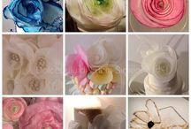 Flowers / Torte con temi floreali Se vuoi contribuire anche tu manda pure le tue foto a foto@cakedesignitalia.it, potrebbero essere pubblicate nella nostra gallery.