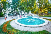 Tour photos of Varna, Bulgaria / View Varna Sight seeing and tour photos, the Sea capital of Bulgaria. Beach of Varna, Bird Eye Views, Seaside Garden, Young Beauties. Varna is the largest city and seaside resort on the Bulgarian Black Sea Coast.