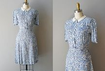 Vintage-Inspired Clothes